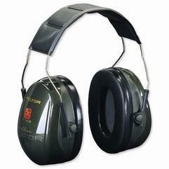 Peltor Optime II gehoorkap (gemiddelde geluidsoverlast)